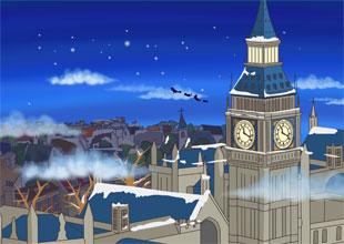 Peter Pan 7: Up in the Sky