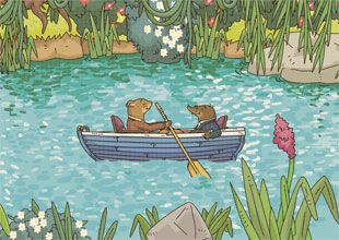 The Wind in the Willows 4: Getting to Know the River