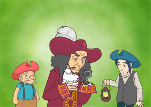 Peter Pan 16: Captain Hook