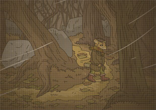 The Wind in the Willows 16: Rat Searches for Mole