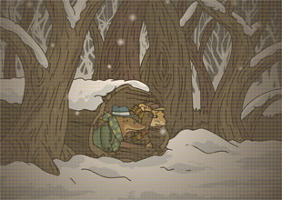 The Wind in the Willows 17: Friends Find Each Other