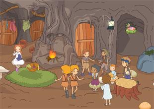 Peter Pan 19: An Evening at Home