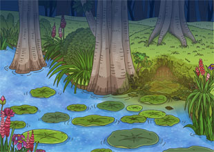 Thumbelina 3: In the Swamp with the Burps