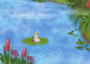 Thumbelina 4: Escape from the Swamp