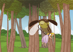 Thumbelina 5: Up and Away