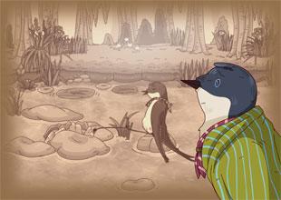 Thumbelina 13: Pete's Story