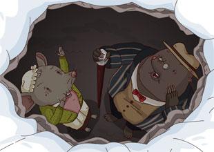 Thumbelina 14: The Great Escape
