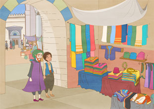 4. The Amazing Bazaar