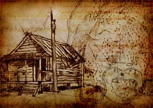Treasure Island 19: The Garrison in the Stockade
