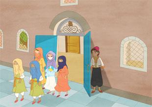 Aladdin and His Wonderful Lamp 15: The Princess