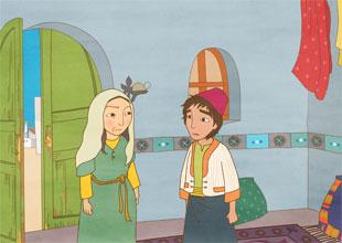 Aladdin and His Wonderful Lamp 18: Broken Promises