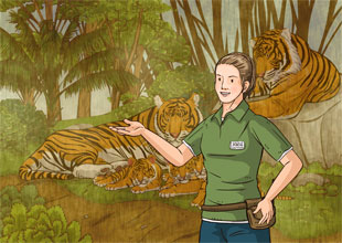 My Life as a Zookeeper