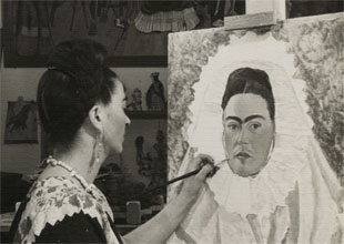 Frida Kahlo: Turning Pain into Art