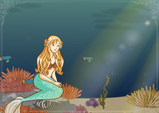 The Little Mermaid 8: Dreaming of the Upper World