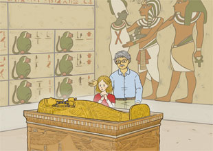 Grandpa's World History 2: The Gift of the Nile