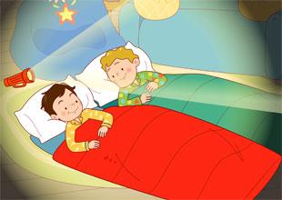 Sam and Lucky 5: The Sleepover