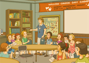 The Willow Creek Twins 17: I Love Willow Creek!