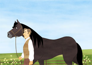 Black Beauty 2: Being Trained