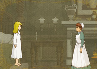 The Secret Garden 4: The Housemaid