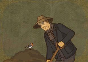 The Secret Garden 5: The Gardener and the Robin