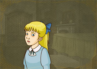 The Secret Garden 6: The Cry in the Corridor