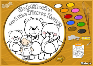 Goldilocks and the Three Bears