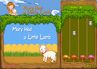 19. Mary Had a Little Lamb
