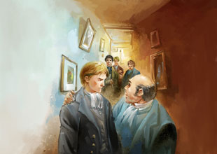 Great Expectations 12: Mr. Jaggers' Housekeeper
