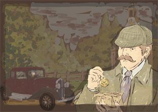 Sherlock Holmes Arrives Too Late 2