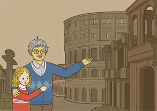 Grandpa's World History 8: Rome and the Romans