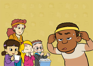 Fun at Kids Central 9: Exercise Your Brain!