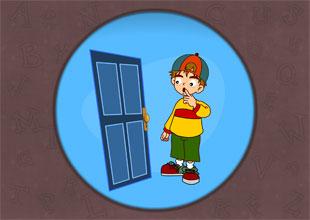 'D' words: Do Not Open the Door