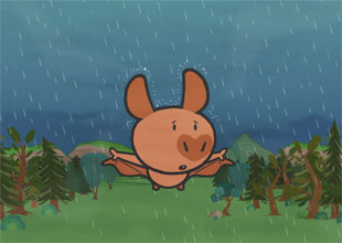 Bat and Friends 2: Lost in the Rain