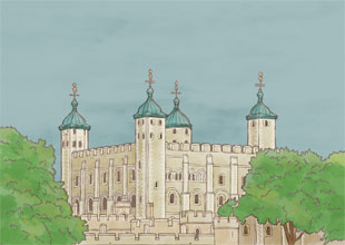 Our World Landmarks 7: The Tower of London