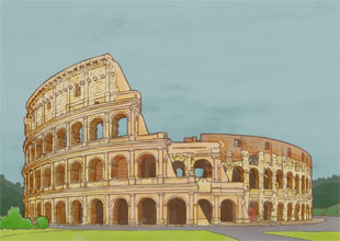 17. The Colosseum