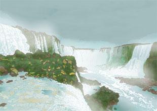 Our World Landmarks 18: Victoria Falls