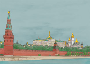 Our World Landmarks 20: The Kremlin