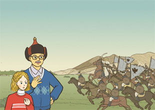 Grandpa's World History 12: Genghis Khan and the Mongols