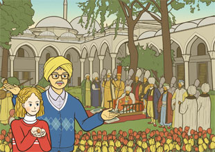 Grandpa's World History 19: Tulips Take Over the Ottoman Empire
