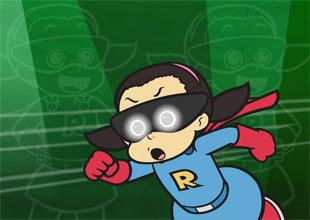 Rocket Girl and the Aliens 2: Roxy's Secret