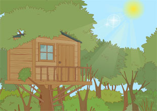 2. The Tree House