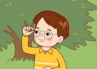 The Carter Family 7: New Glasses for Oliver