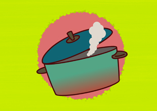 Word Families 7: A Hot Pot
