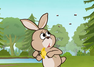 The Big Green Forest 9: Go Away, Bugs!