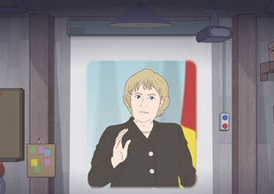 People in the News: Angela Merkel