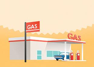 Where Am I? 7: I See a Gas Station