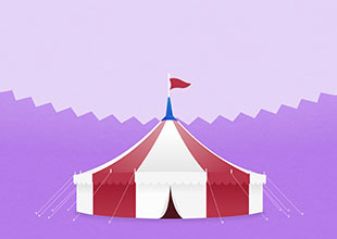 Where Am I? 11: There Is a Big Tent