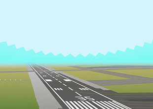 15. There Is a Runway