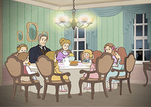 A Little Princess 12: The Large Family