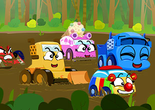 Tire Town School 15: Mud